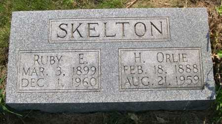 SKELTON, H. ORLIE - Pottawattamie County, Iowa | H. ORLIE SKELTON