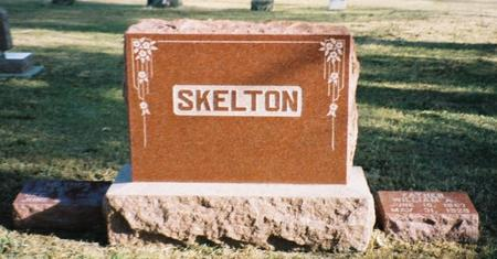 SKELTON, WILLIAM A - Pottawattamie County, Iowa | WILLIAM A SKELTON