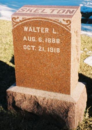 SKELTON, WALTER L - Pottawattamie County, Iowa | WALTER L SKELTON