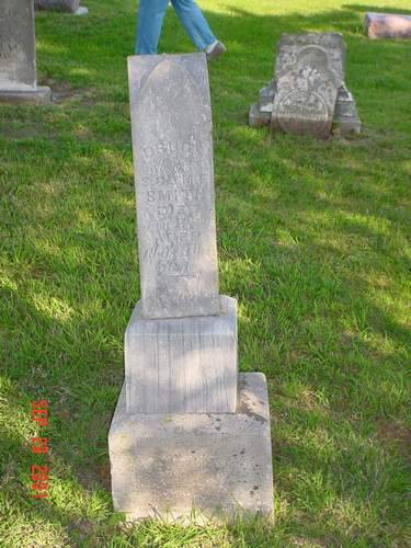 SMITH, DRUCY [HEADSTONE] - Pottawattamie County, Iowa | DRUCY [HEADSTONE] SMITH