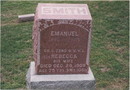 SMITH, EMANUEL - Pottawattamie County, Iowa | EMANUEL SMITH