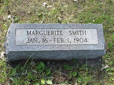 SMITH, MARGUERITE - Pottawattamie County, Iowa | MARGUERITE SMITH