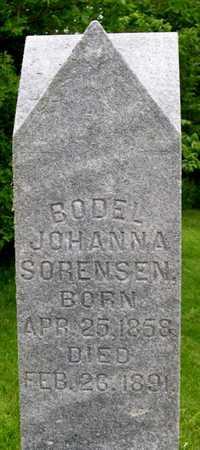 SORENSEN, JOHANNA - Pottawattamie County, Iowa | JOHANNA SORENSEN