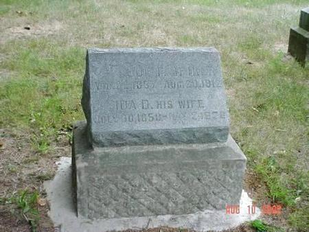SPIKER, JOE F. & IDA D. - Pottawattamie County, Iowa | JOE F. & IDA D. SPIKER