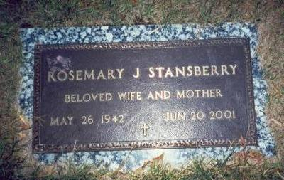 STANSBERRY, ROSEMARY J. - Pottawattamie County, Iowa | ROSEMARY J. STANSBERRY