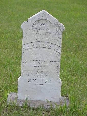 STENNETT, CHARLES B. - Pottawattamie County, Iowa | CHARLES B. STENNETT