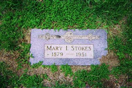 STOKES, MARY - Pottawattamie County, Iowa | MARY STOKES