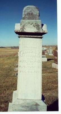 STROHBEHN, HENRICH - Pottawattamie County, Iowa | HENRICH STROHBEHN