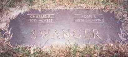 SWANGER, CHARLES R. - Pottawattamie County, Iowa | CHARLES R. SWANGER