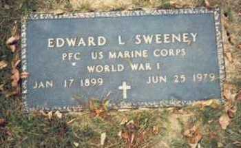 SWEENEY, EDWARD L. - Pottawattamie County, Iowa   EDWARD L. SWEENEY