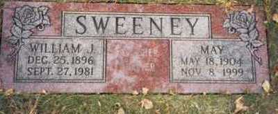 CAIN SWEENEY, MAY I. - Pottawattamie County, Iowa | MAY I. CAIN SWEENEY