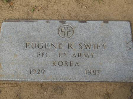 SWIFT, EUGENE - Pottawattamie County, Iowa | EUGENE SWIFT