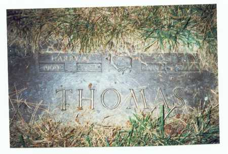THOMAS, HARRY A. - Pottawattamie County, Iowa | HARRY A. THOMAS
