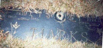 TIARKS, FRED JOHN - Pottawattamie County, Iowa | FRED JOHN TIARKS