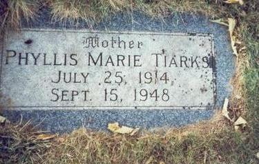 TIARKS, PHYLLIS MARIE - Pottawattamie County, Iowa | PHYLLIS MARIE TIARKS