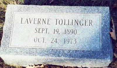 TOLLINGER, LAVERNE - Pottawattamie County, Iowa | LAVERNE TOLLINGER