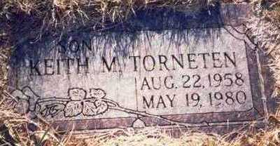 TORNETEN, KEITH M. - Pottawattamie County, Iowa | KEITH M. TORNETEN