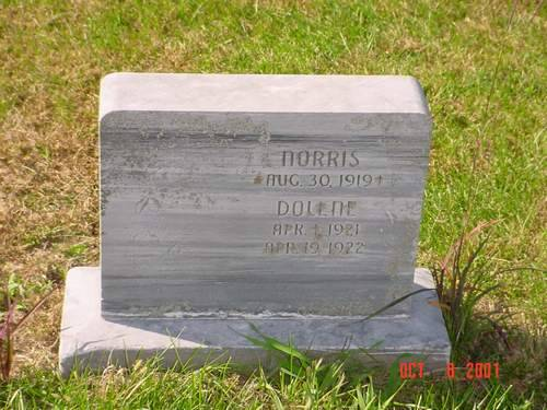 UNKNOWN, NORRIS & DOLENE - Pottawattamie County, Iowa | NORRIS & DOLENE UNKNOWN