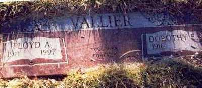 VALLIER, FLOYD A. - Pottawattamie County, Iowa | FLOYD A. VALLIER