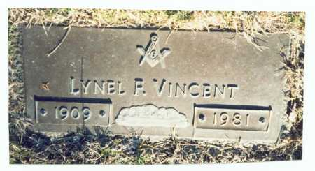 VINCENT, LYNEL F. - Pottawattamie County, Iowa | LYNEL F. VINCENT