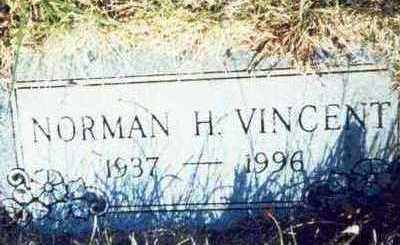 VINCENT, NORMAN H. - Pottawattamie County, Iowa | NORMAN H. VINCENT