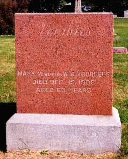VORHEES, MARY  M. - Pottawattamie County, Iowa | MARY  M. VORHEES