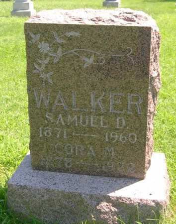 WALKER, SAMUEL D. - Pottawattamie County, Iowa | SAMUEL D. WALKER