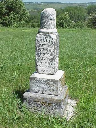 WARD, HEADSTONE - Pottawattamie County, Iowa | HEADSTONE WARD