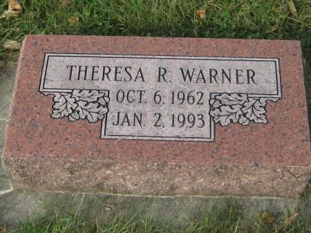 WARNER, THERESA R. - Pottawattamie County, Iowa | THERESA R. WARNER