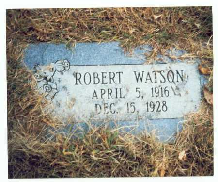 WATSON, ROBERT - Pottawattamie County, Iowa | ROBERT WATSON