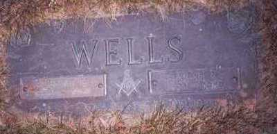 WELLS, ALBERT H. - Pottawattamie County, Iowa | ALBERT H. WELLS