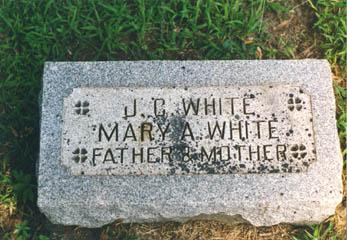 WHITE, MARY - Pottawattamie County, Iowa | MARY WHITE