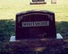 WHITMORE, FAMILY MARKER - Pottawattamie County, Iowa | FAMILY MARKER WHITMORE