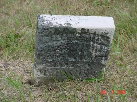 WIGHT, WILLIE A. - Pottawattamie County, Iowa | WILLIE A. WIGHT