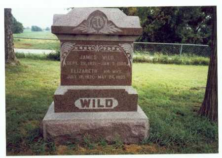 WILD, JAMES - Pottawattamie County, Iowa | JAMES WILD