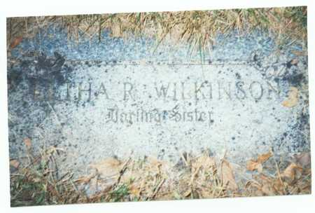 WILKINSON, LEATHA R. - Pottawattamie County, Iowa   LEATHA R. WILKINSON