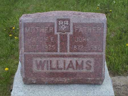 WILLIAMS, JOHN L. - Pottawattamie County, Iowa | JOHN L. WILLIAMS