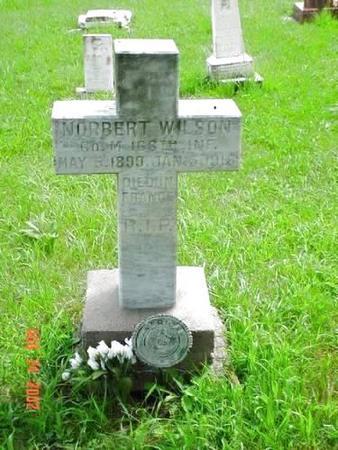 WILSON, NORBERT - Pottawattamie County, Iowa | NORBERT WILSON