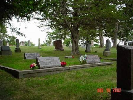 WILSON, SCOTT & CORDELIA [PLOT] - Pottawattamie County, Iowa | SCOTT & CORDELIA [PLOT] WILSON