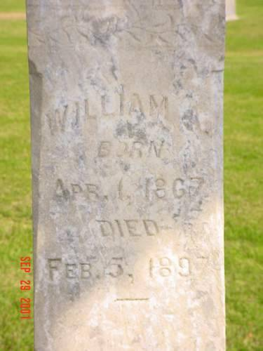 WINEGAR, WILLIAM A. - Pottawattamie County, Iowa | WILLIAM A. WINEGAR