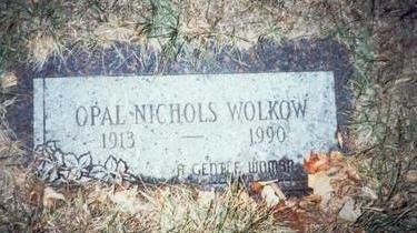 NICHOLS WOLKOW, OPAL - Pottawattamie County, Iowa | OPAL NICHOLS WOLKOW
