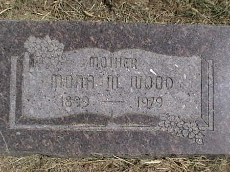 POPE WOOD / TOTTEN, MONA MIE - Pottawattamie County, Iowa | MONA MIE POPE WOOD / TOTTEN