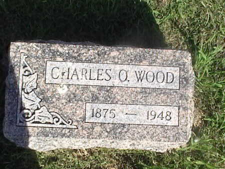 WOOD, CHARLES ORIN - Pottawattamie County, Iowa | CHARLES ORIN WOOD