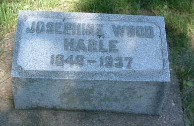WOOD, JOSEPHINE - Pottawattamie County, Iowa | JOSEPHINE WOOD