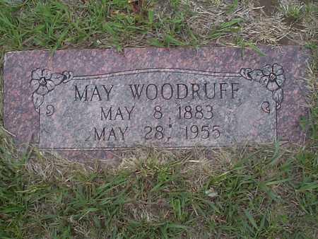 WOODRUFF, MAY - Pottawattamie County, Iowa | MAY WOODRUFF