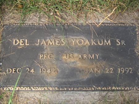 YOAKUM SR., DEL JAME - Pottawattamie County, Iowa   DEL JAME YOAKUM SR.