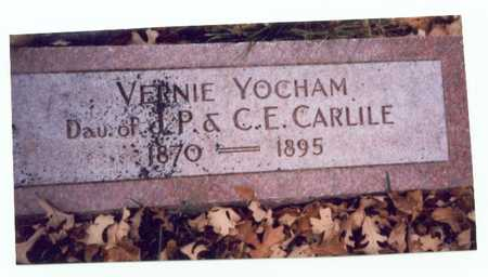 YOCHAM, VERNIE MAY - Pottawattamie County, Iowa | VERNIE MAY YOCHAM