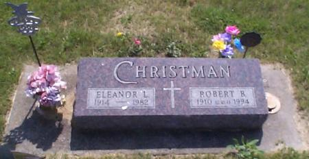 CHRISTMAN, ELEANOR L. - Poweshiek County, Iowa | ELEANOR L. CHRISTMAN
