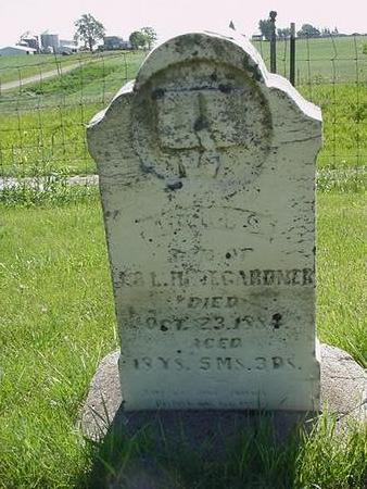 HINEGARDNER, UNKNOWN - Poweshiek County, Iowa | UNKNOWN HINEGARDNER