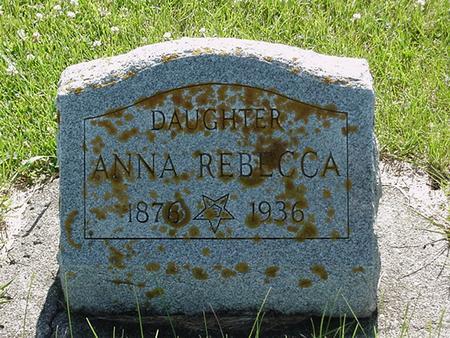 LONG, ANNA - Poweshiek County, Iowa | ANNA LONG